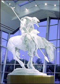 End of the Trail by James Earle Fraser 1876_1953