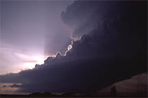 Near Lawton,ok May3, 1999